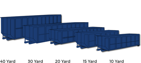 best dumpster sizes